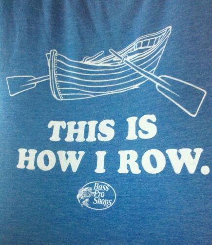 How I Row